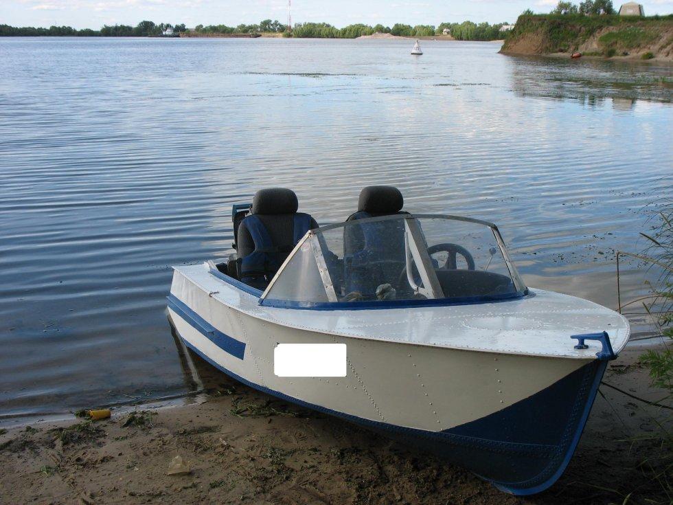 какая лодка под ямаху-15