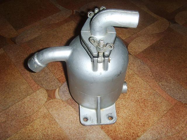 Фильтр забортной воды для катера своими руками 75