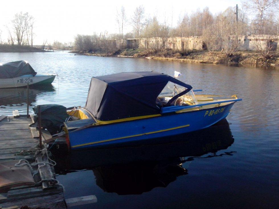 лодки моторы пермский край
