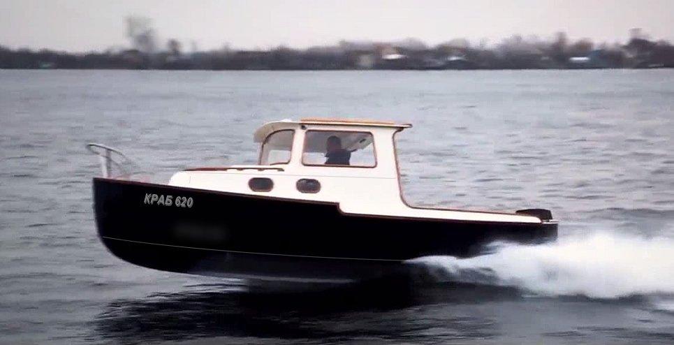лодка краб череповец
