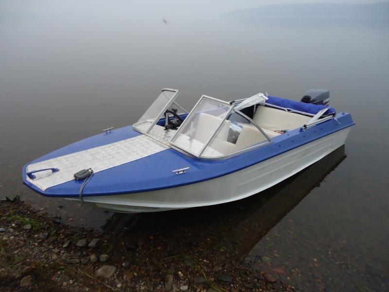 тюнинг лодок ока 4