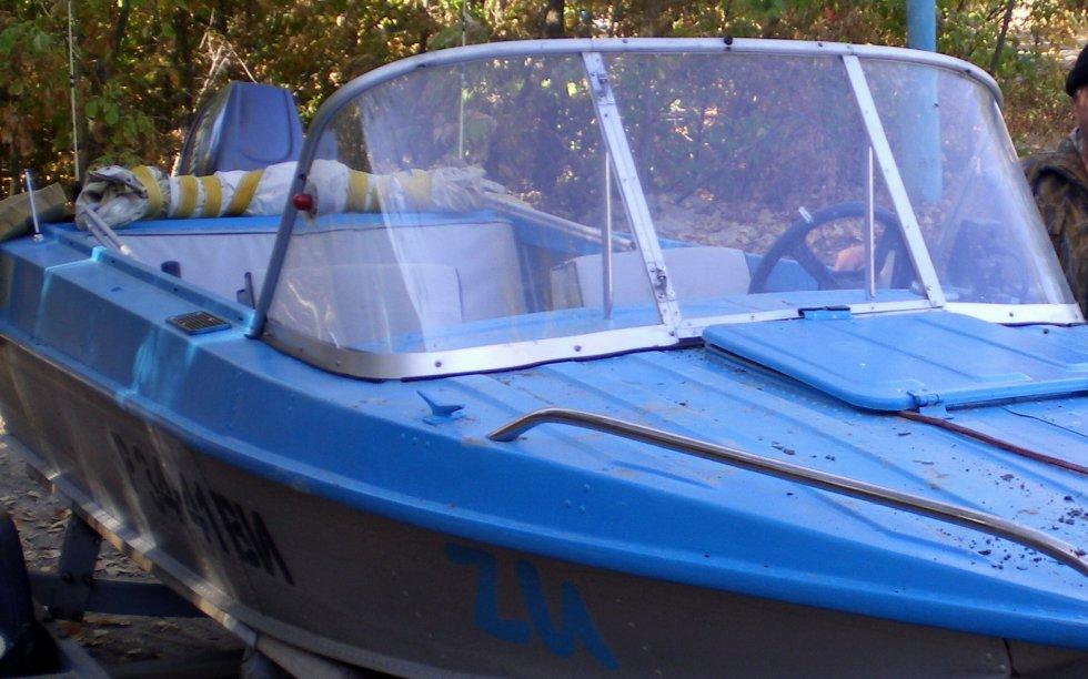стекло на лодку казанка 5м4 цена