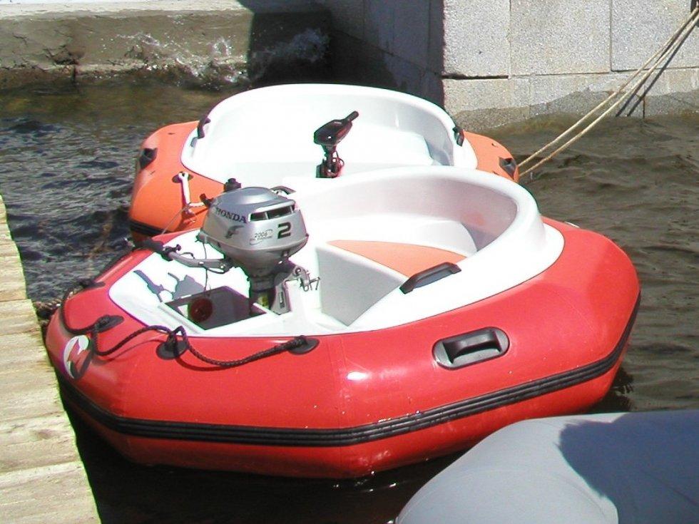 катера для рыбаков