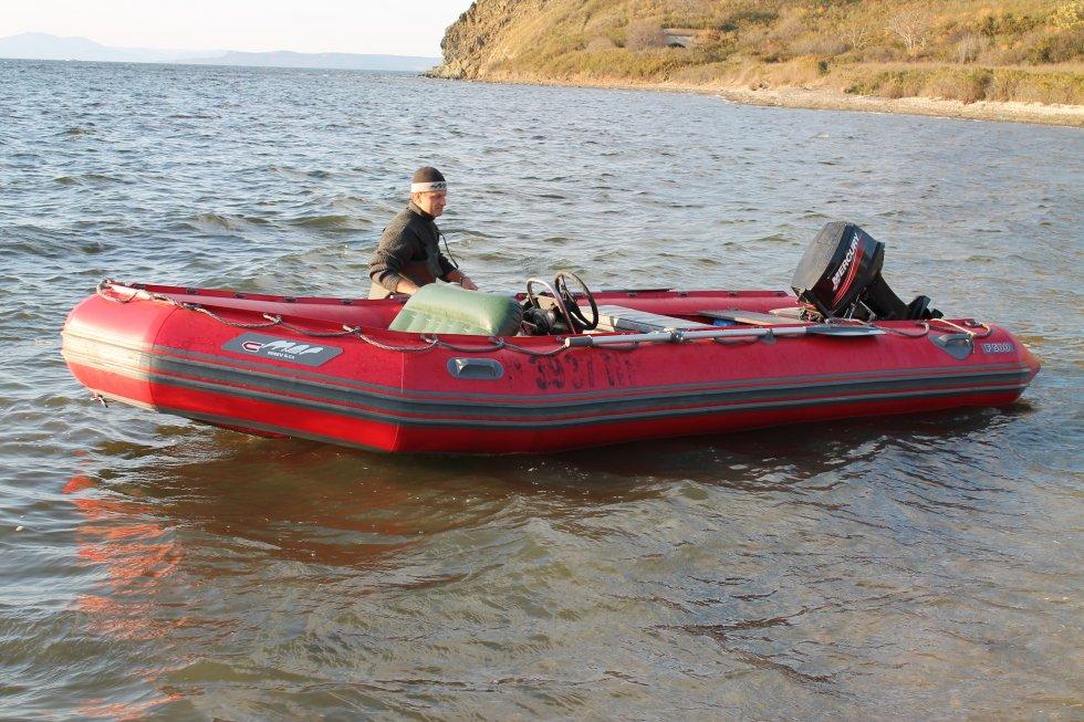 лодки под мотор во владивостоке