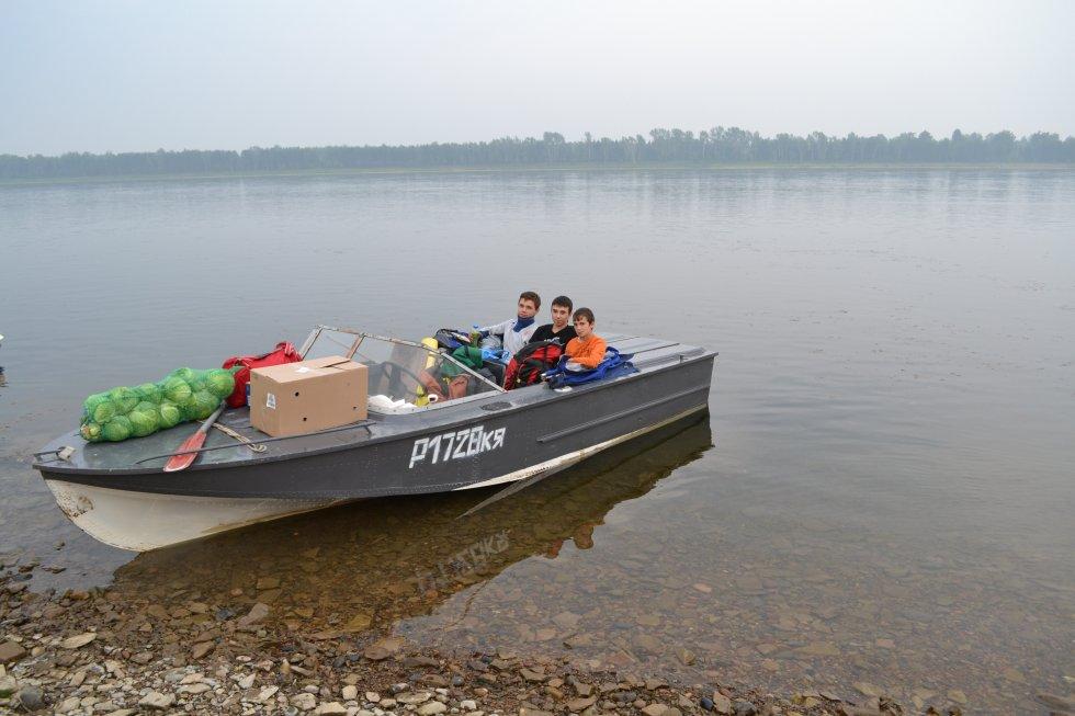 водометы для лодок амур