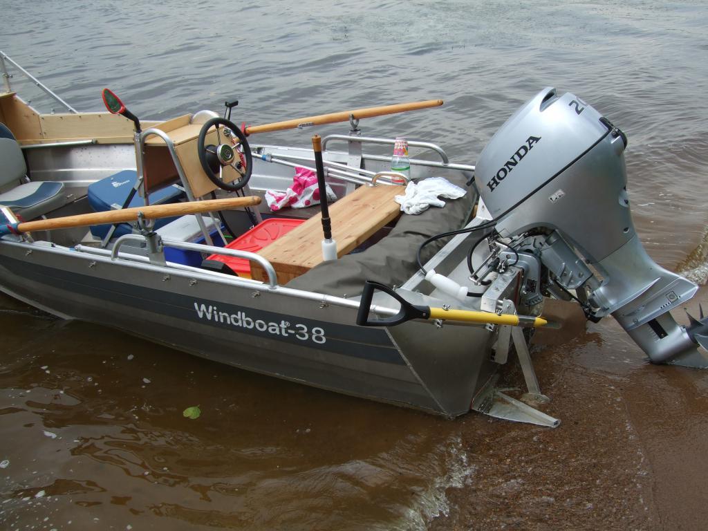 пластиковые катера и лодки самара