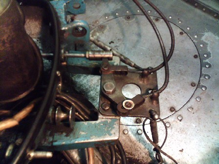 дистанционное управление лодочного мотора вихрь 30