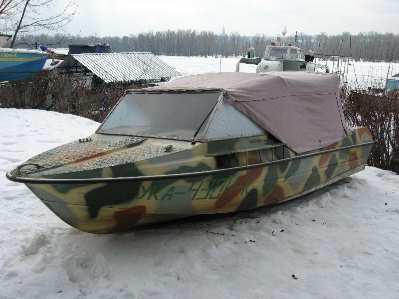 усовершенствовать лодку крым