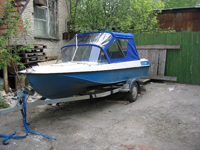прицеп на лодку прогресс 4 фото