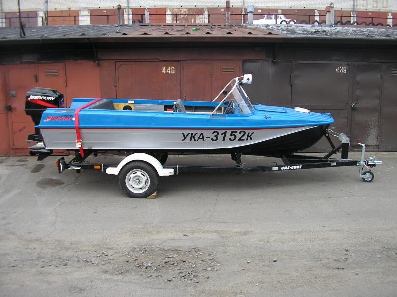прицеп для лодки казанка 5м2