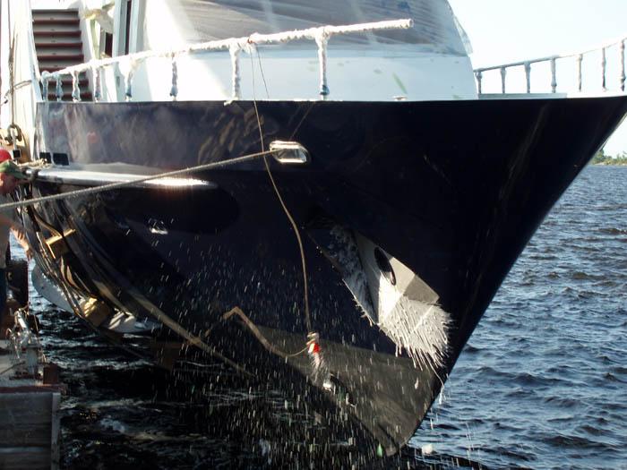 рождение лодки