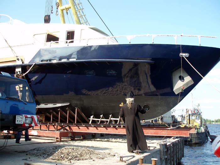 лодка рамблер
