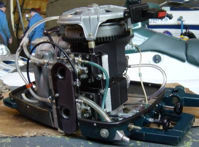 тюнинг лодочного мотора вихрь 30