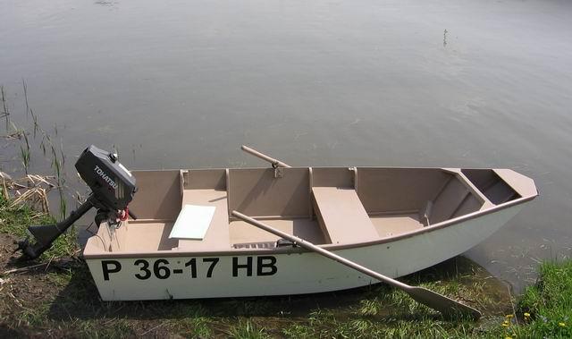 кто как строил лодку