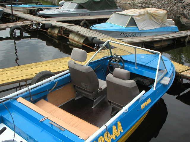 лодка крым передние сиденья