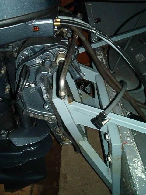 Выносной бак для лодочного мотора своими руками