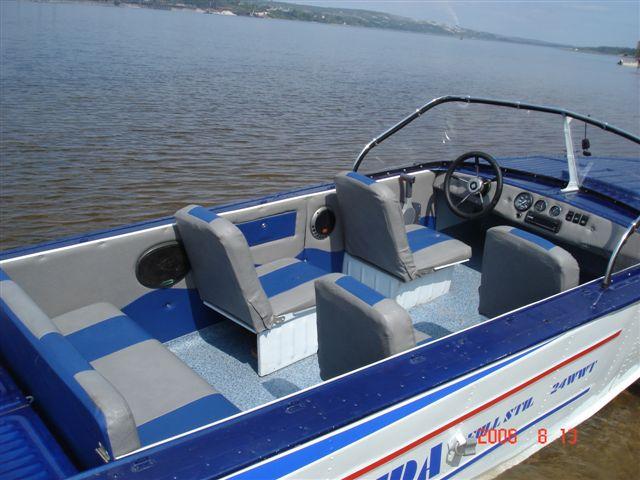 Тюнинг лодки казанка 5м3 своими руками