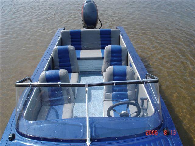 где сделать тюнинг на лодку