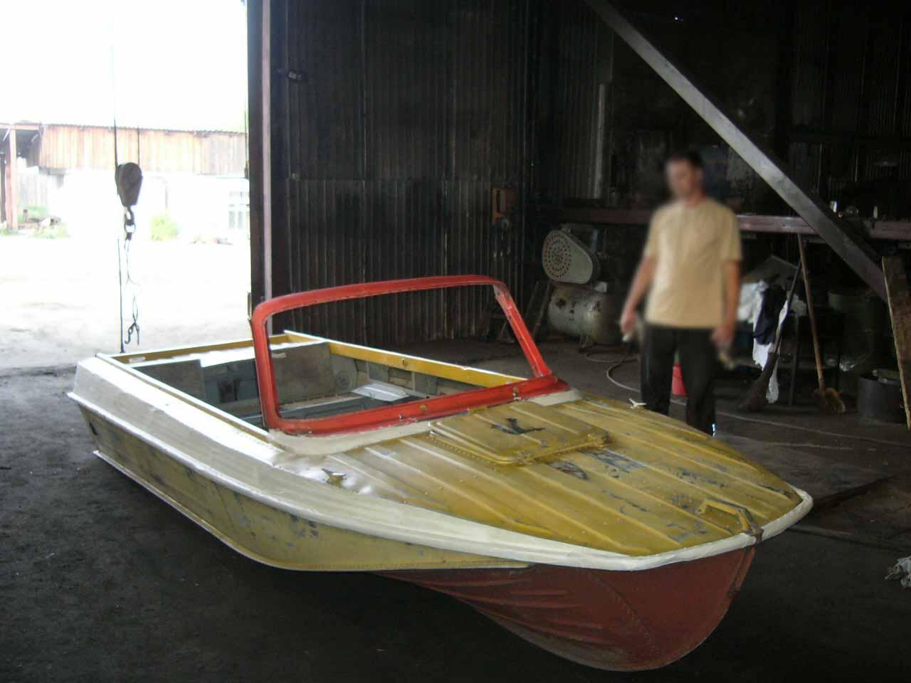 самоделки для лодки прогресс