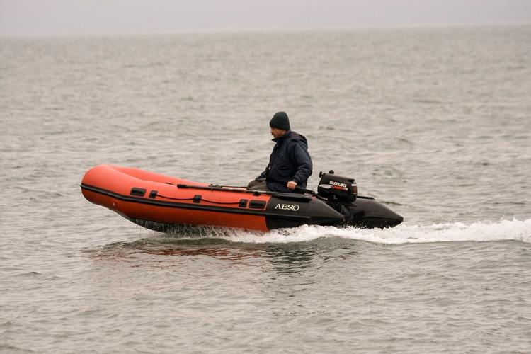 лодка окунь скорость