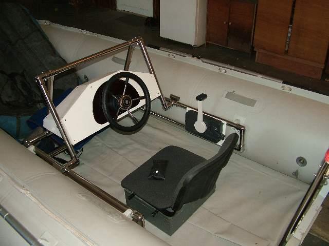 консоли для лодок купить в спб