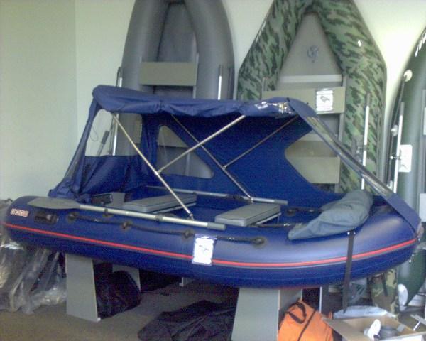 тент для лодки из баннера своими руками