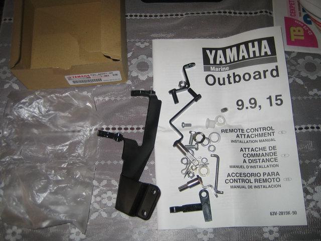 Инструкция Yamaha 15Fmh