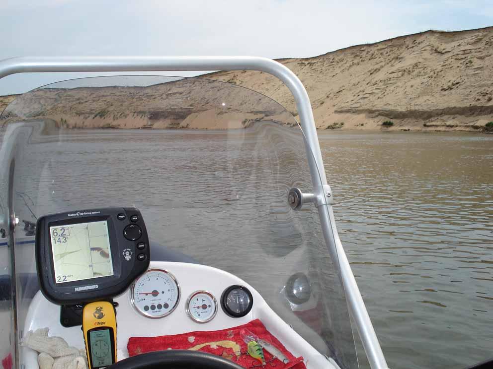 Какой эхолот подходит для лодки пвх