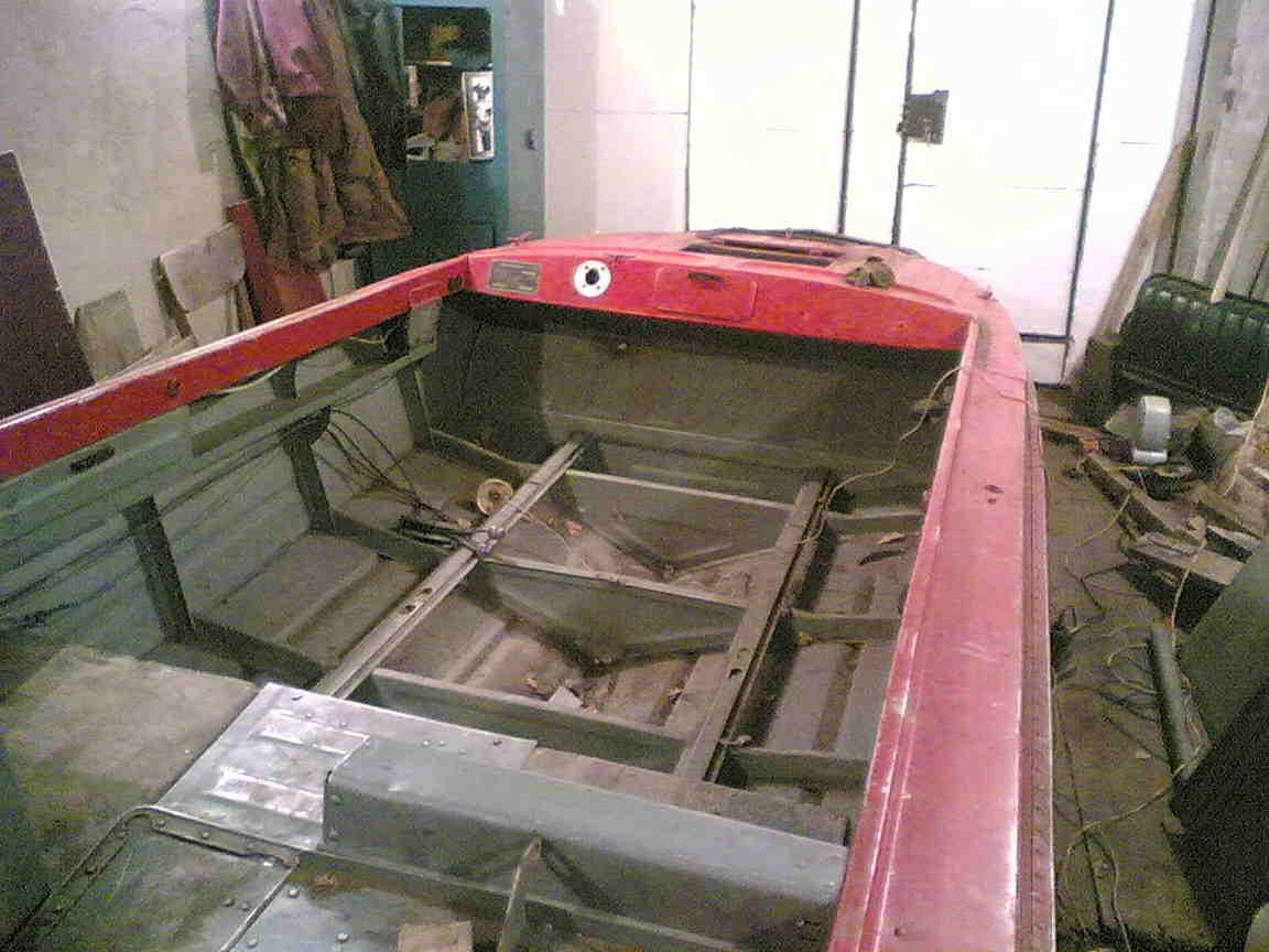Лодка казанка сделать своими руками 559