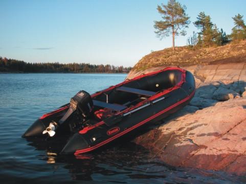 лодка 430 про