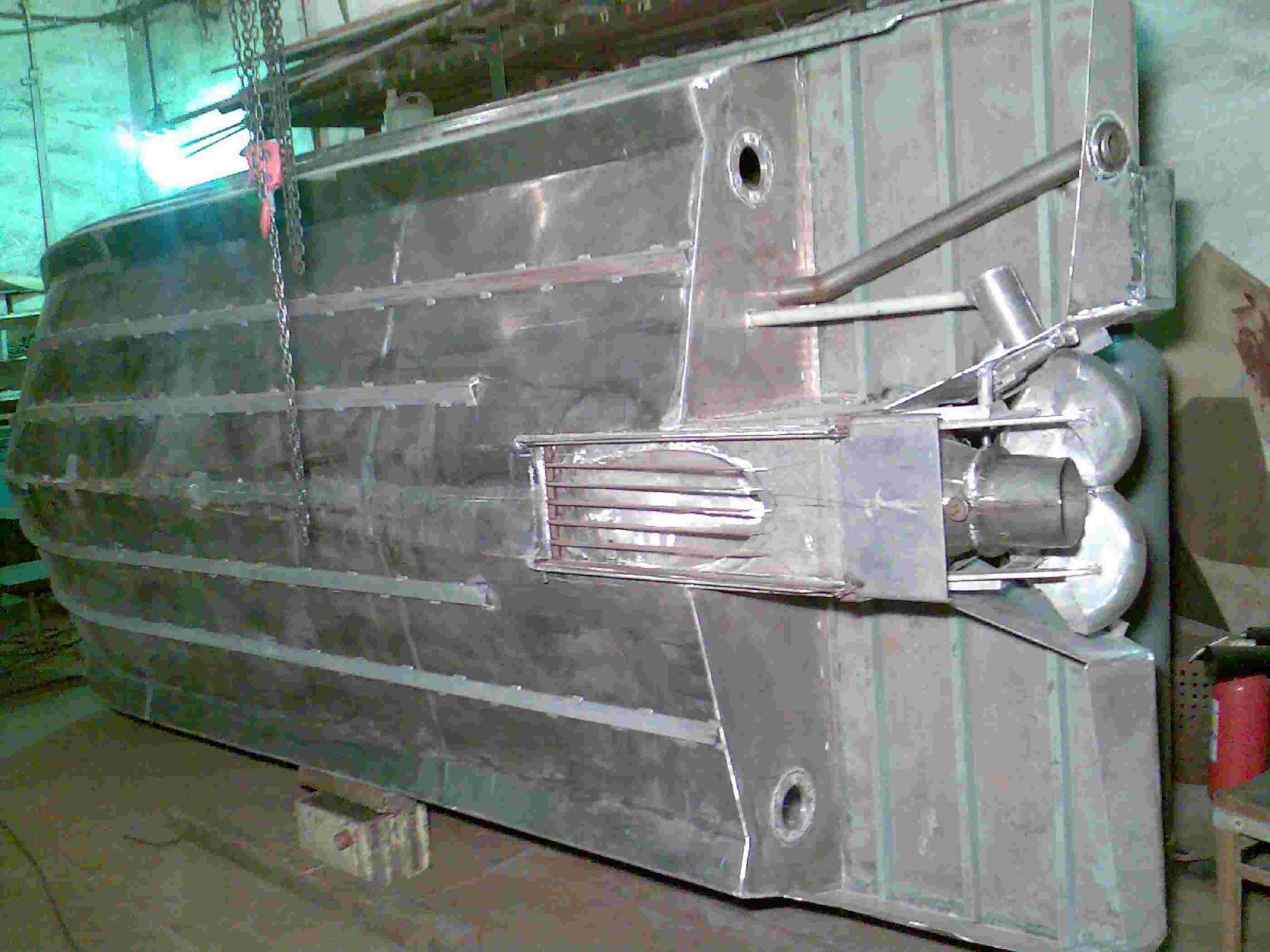 Двигатель водометный своими руками фото 204