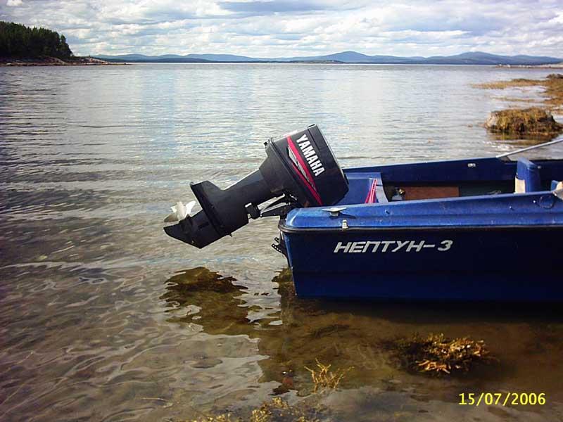 моторная лодка нептун 2 характеристики