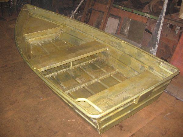 раскрой для лодки из алюминия