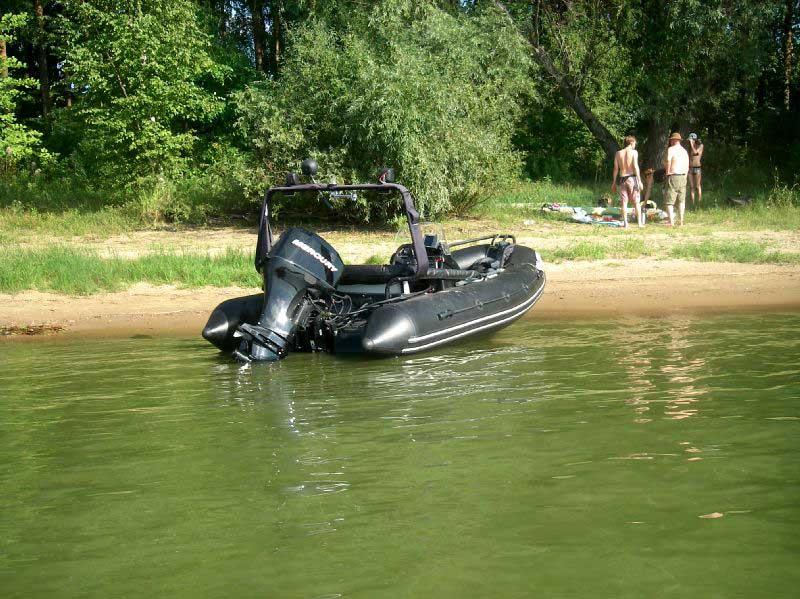 самодельные лодки риб