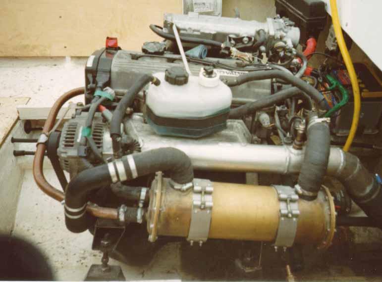 двигатель мерседес 602 на катер