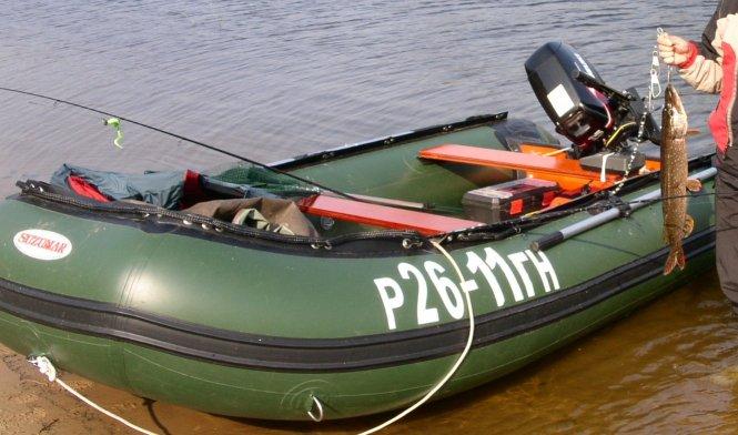 лодки деда мазая челябинск