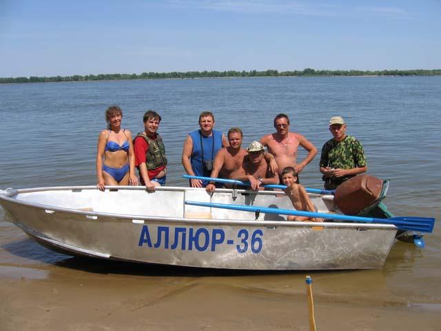 лодки приволжья