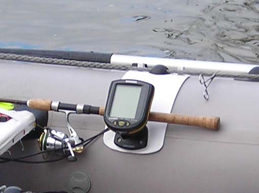 навигатор эхолот для лодки пвх