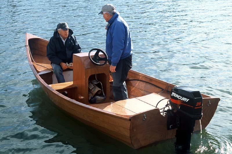 как называется гребная лодка