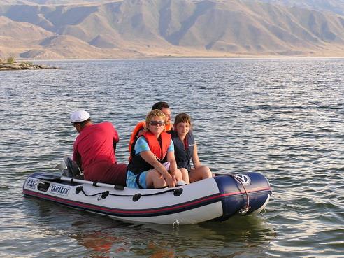 выбор лодки 330