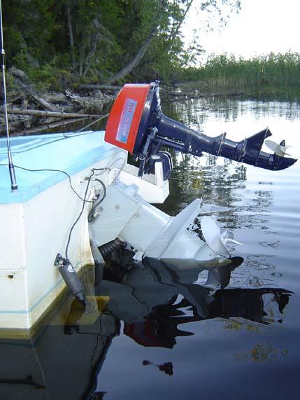 два ветерка на лодке