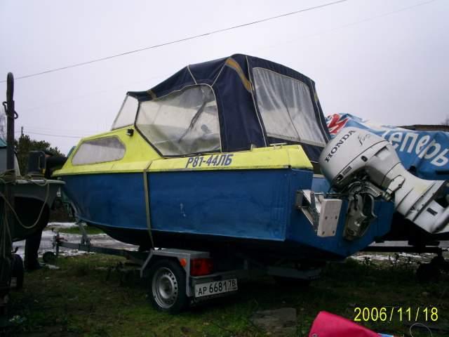купить лодку казанку от частных лиц