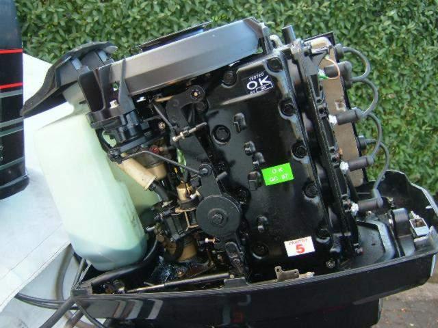 лодочный мотор маринер 40 магнум