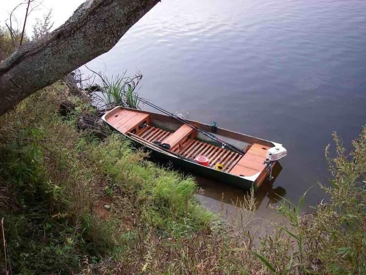 Лодки своими руками из оцинкованного железа