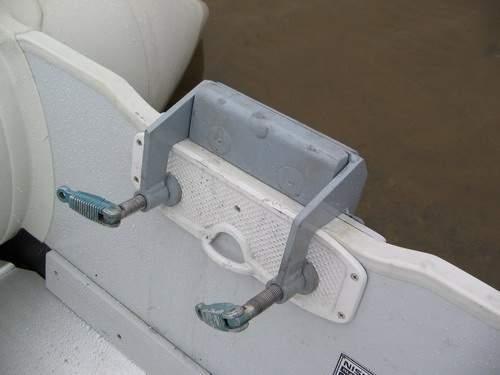 как уменьшить высоту транца на лодке пвх