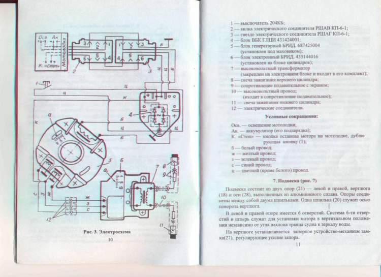 На схеме под №4 блок ВБГ-3А