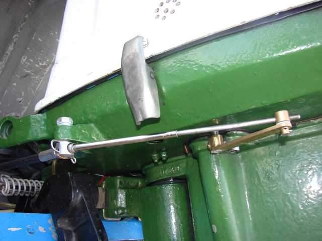 Машинка газ реверс своими руками