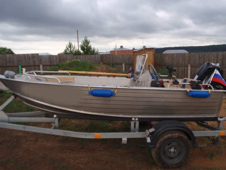 ревуны для лодки