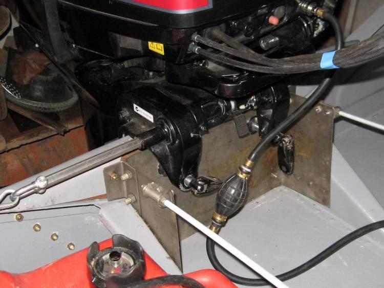 дистанционное рулевое управление лодочным мотором ямаха