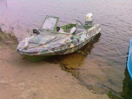 Трафареты для лодки своими руками